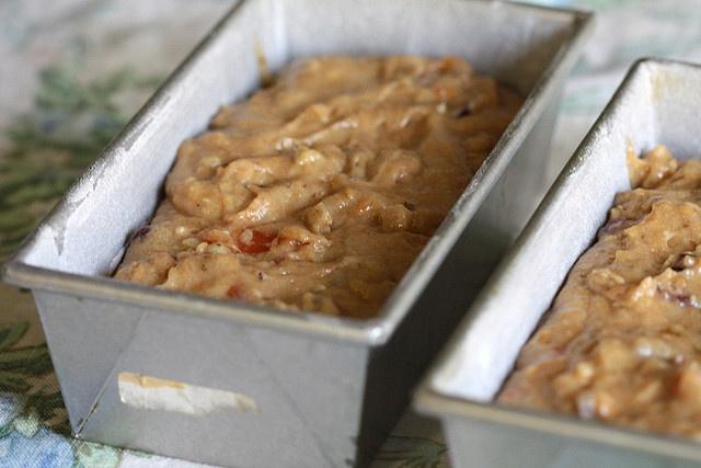 Ginger Persimmon Bread Recipe — Dishmaps