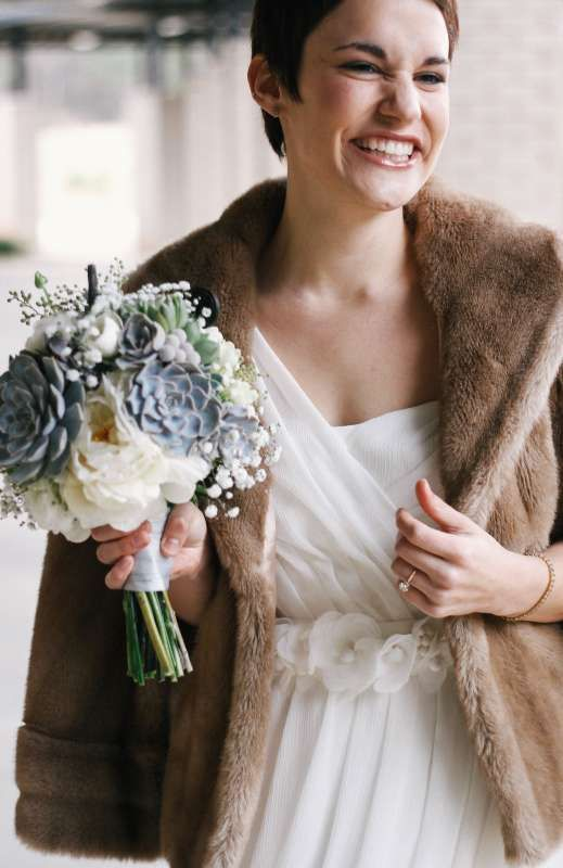 Fall Bridal Accessories & Bouquet / Flowers by Color My World