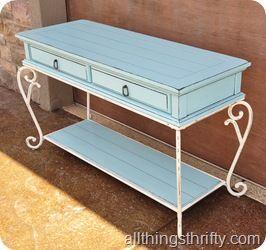 Refinishing Furniture Ideas