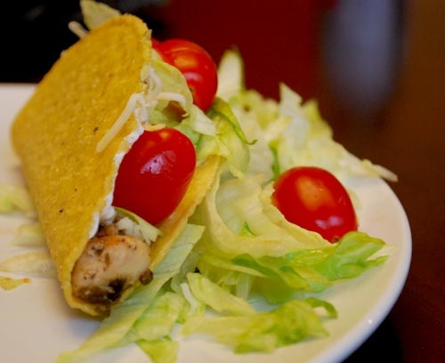 Lime Chicken Soft Tacos | Starred recipes | Pinterest