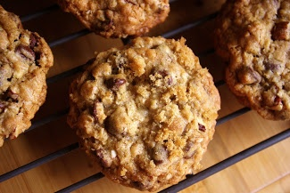 Pecan Oatmeal Chocolate Chip Cookies | Recipes | Pinterest