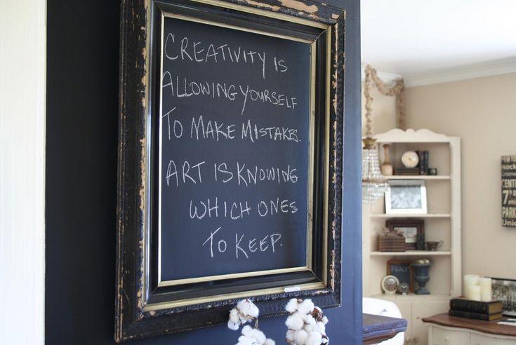 chalkboard home decor ideas home decor pinterest