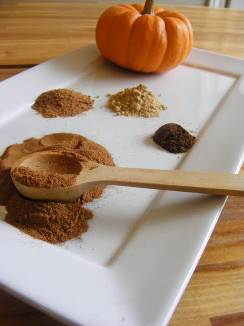 Pumpkin Pie spice - recipe for sharing! | Sugar 'n Spice | Pinterest