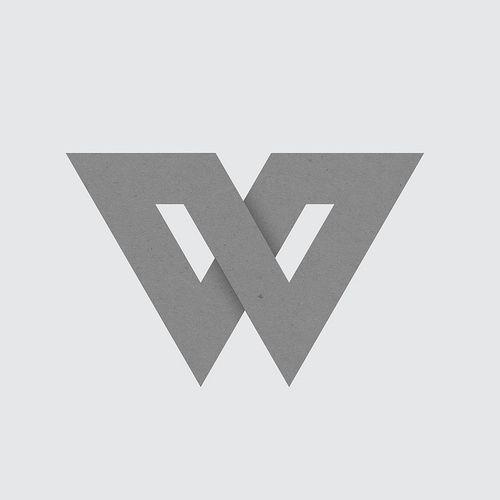 Cool Letter W De...W Logo