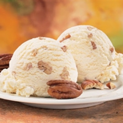 Butter Pecan Ice Cream | dads Birthday | Pinterest