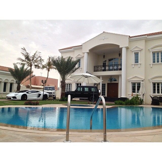 Dubai Mansion House Hunters Pinterest