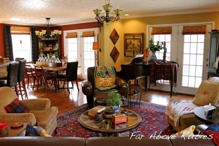 Great furniture arrangement living room inspiration for Great room arrangements