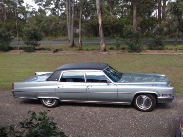 1969 Cadillac Fleetwood Brougham My 1969 Cadillac