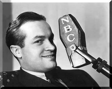 Today in History - July 27, 2003: Comedian Bob Hope died in his home at the age of 100.