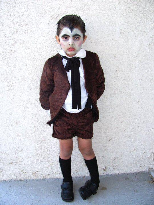 Munsters costumes adult eddie munster costume