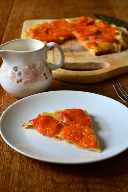 Apricot Tarte Tatin | Other foodies I love! | Pinterest