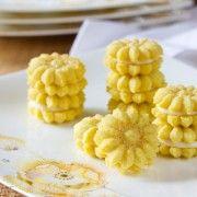 Cherry-Walnut Scones with Lemon Curd | Recipe