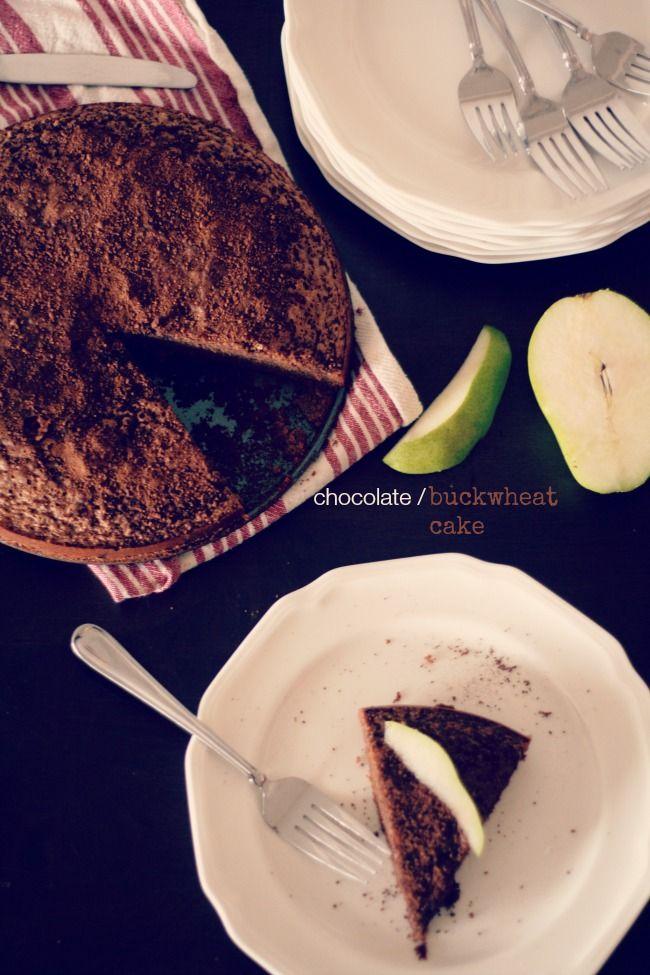 Chocolate Buckwheat Cake | The Best of this Life