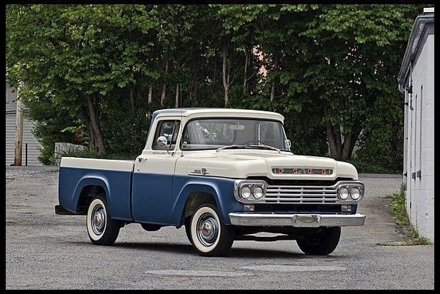 Craigslist 1959 Ford F100 Pick Up Autos Post