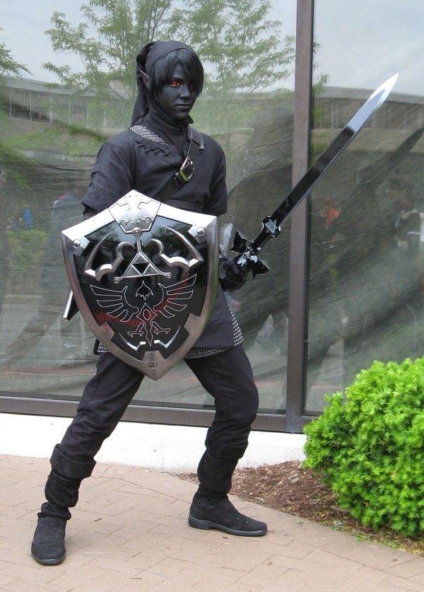 Disfraz Cosplay Dark Link Zelda | Costumes | Pinterest