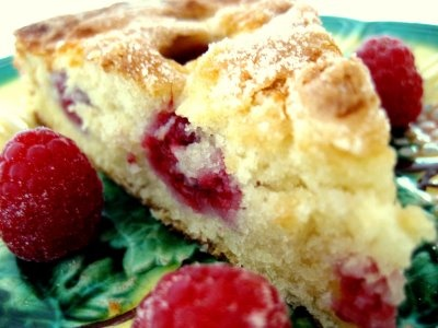 Raspberry buttermilk cake | Sweets and Treats | Pinterest
