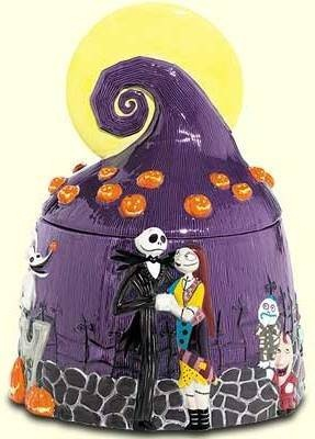 Nightmare Before Christmas Cookie Jar | Cutr | Pinterest