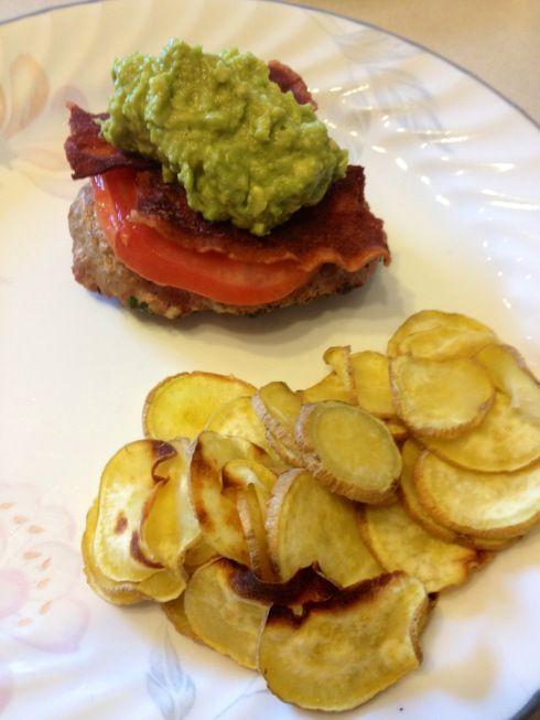 Paleo Sweet Potato Chips | Favorite Recipes | Pinterest