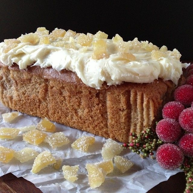 Gingerbread Loaf | Breads Cakes and Bars | Pinterest