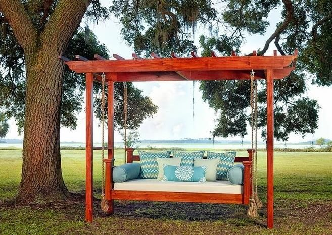 Hanging beds outdoor living and gardens pinterest
