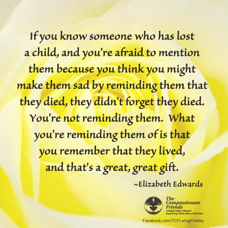 Grief Quote For 4 18 14 Loss Of A Child Roman Pinterest