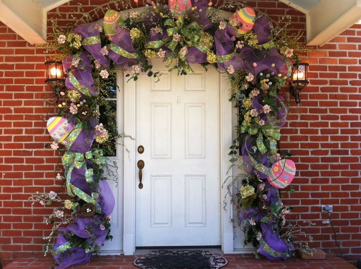 Pin by jessica martinez on easter decor ideas pinterest for Easter decorations for the home pinterest