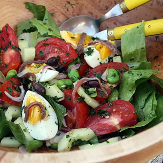 Classic Salade Nicoise | Yummy Recipes | Pinterest