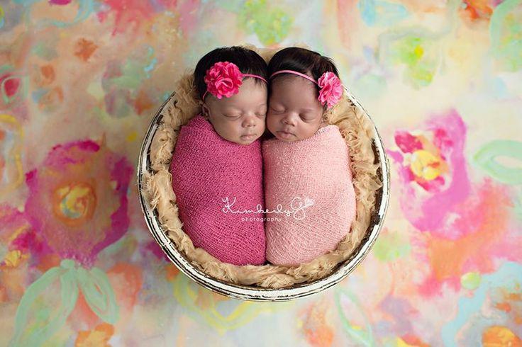 Twins. www.kimberlygphotography.com | Multiply | Pinterest