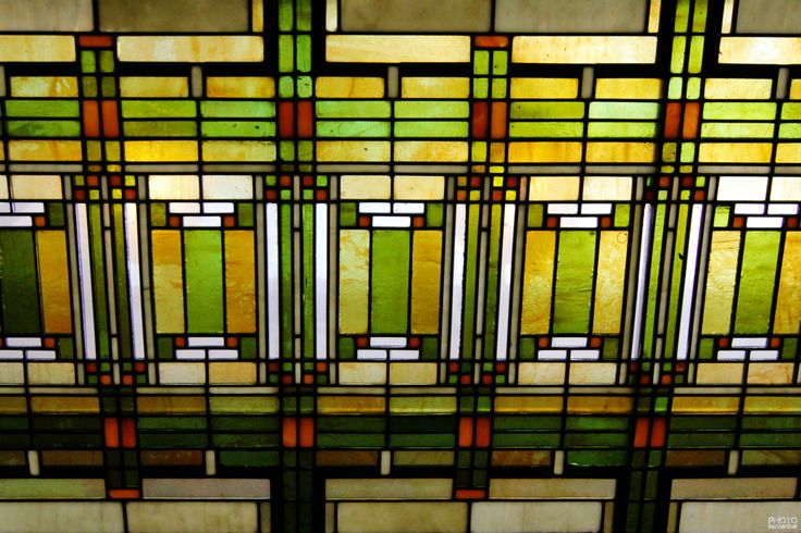 Frank Lloyd Wright Stained Glass Stained Glass Ideas