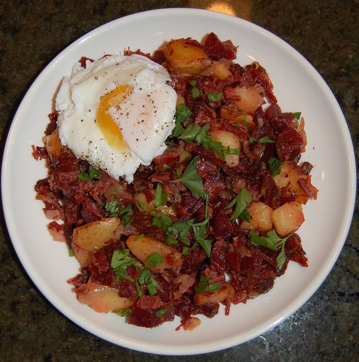 Red Flannel Hash | food | Pinterest