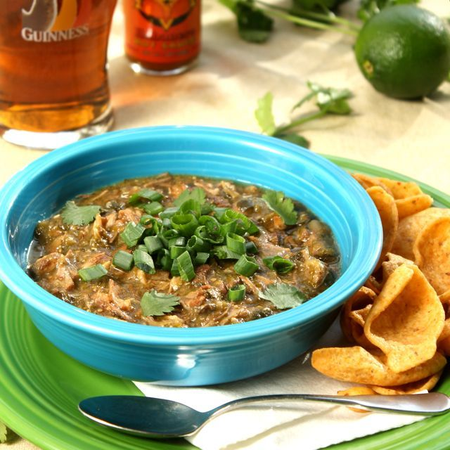 One recipe for New Mexican Chile Verde ~ there as many recipes, as ...