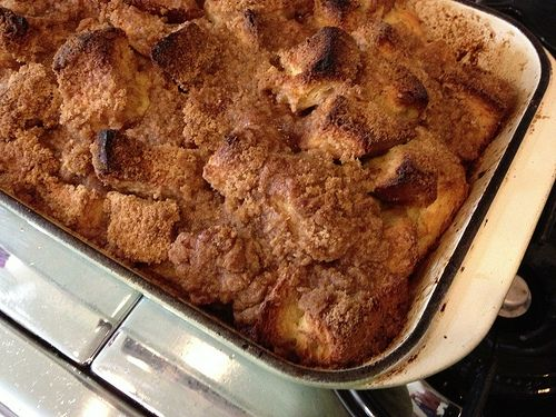 Quick and Easy Meal: Baked French Toast | The Pampered Chef recipe id ...