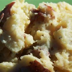 Caramelized Onion and Horseradish Smashed Potatoes Recipe - Allrecipes ...