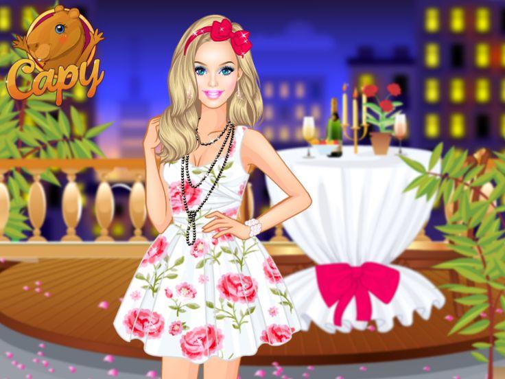 Www.barbie dating games.com