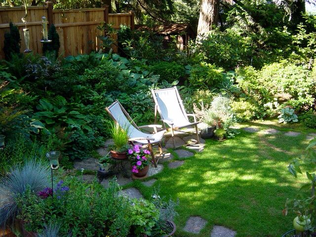 backyard landscape ideas pinterest