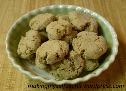 Soft and Spicy Ginger Cookies – #Vegan - dessert