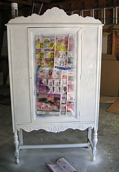 painting furniture. Black Bedroom Furniture Sets. Home Design Ideas