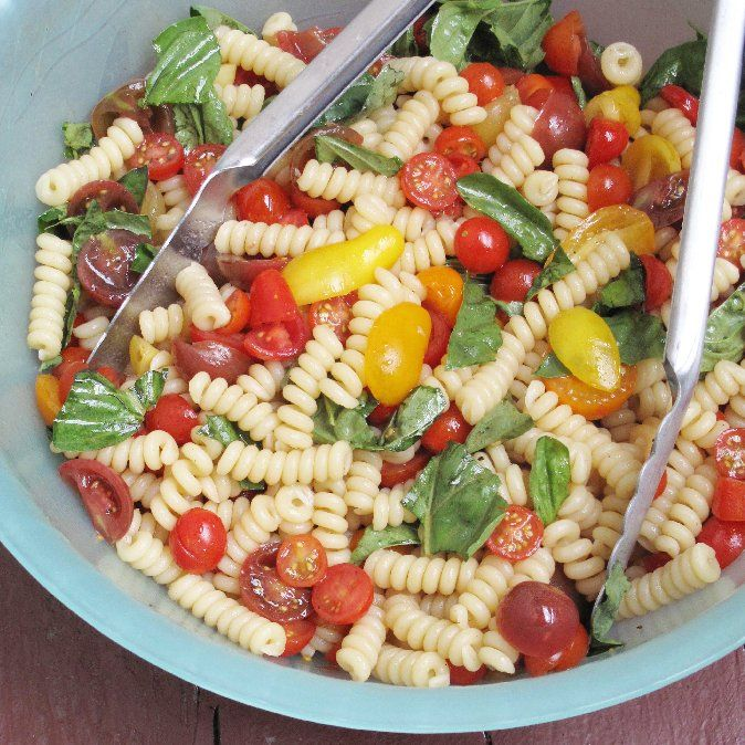 Heat Wave Cooking: Raw Tomato Sauce: Not to be a downer, but I've ...