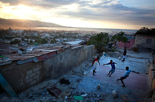 haiti earthquake essays