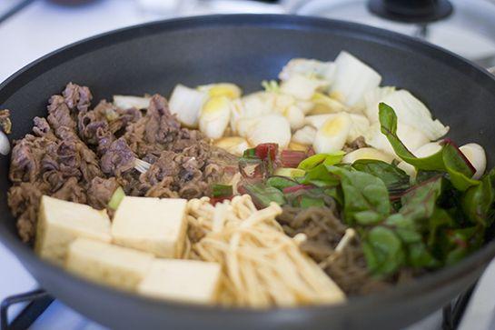 Sukiyaki Donburi | Asian Food | Pinterest