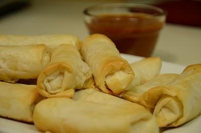 Goat Cheese and Chorizo Rolls | Favorite Recipes | Pinterest