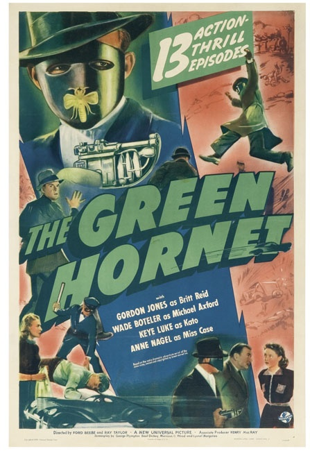 a look at the 1940s radio show the green hornet The green hornet is an american radio adventure series that debuted in 1936  and introduced the character of the green hornet, a masked vigilante.