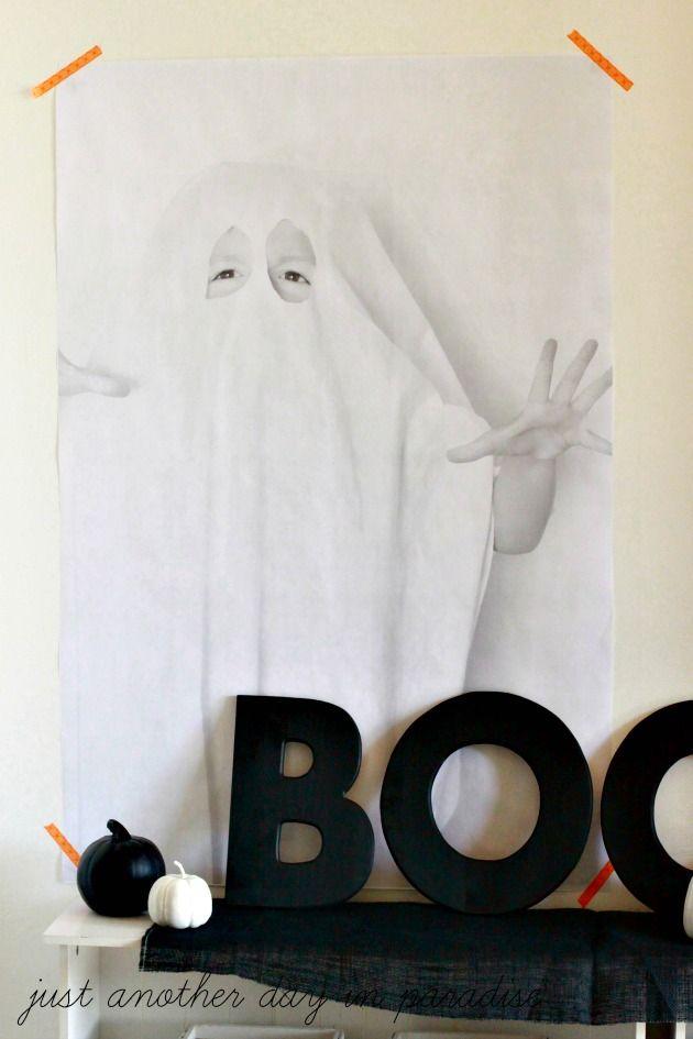 Giant Halloween Poster 4