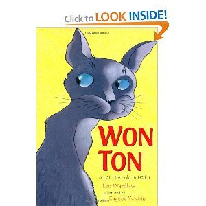 Won Ton: A Cat Tale Told in Haiku--Pair of Red Clogs or Grandfather's Journey