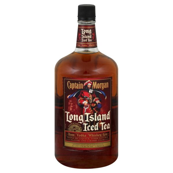 Long Island Iced Tea | foods | Pinterest