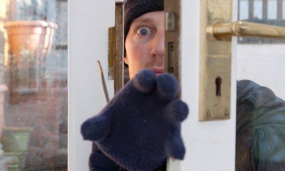 vulnerable points for burglar