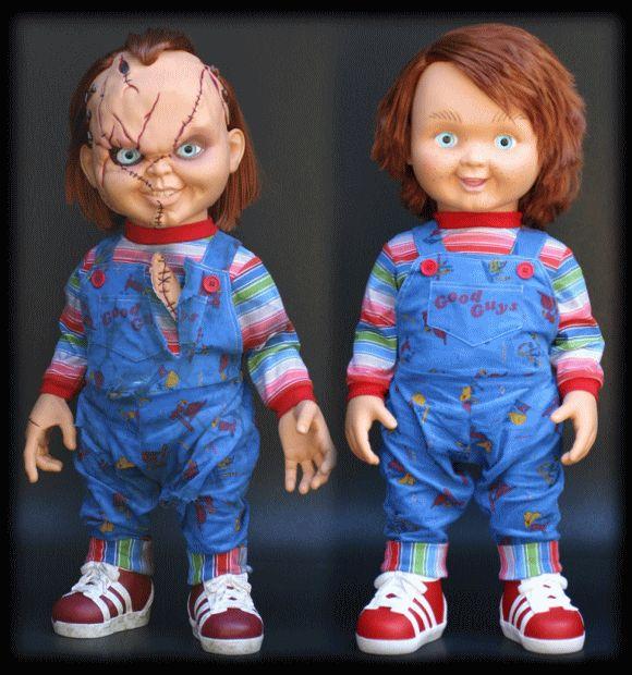 Chucky good guys dolls horror movies pinterest