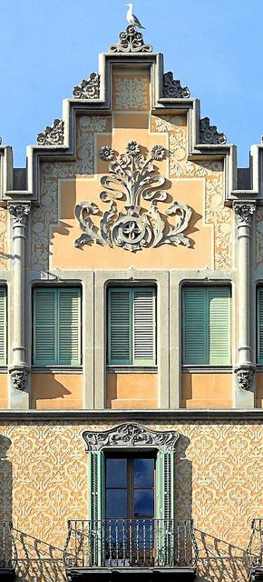 Cas Josep Filella, Urgell, Barcelona
