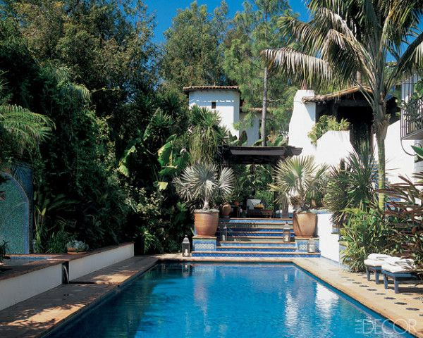Spanish style spanish style homes pinterest for What is swimming pool in spanish