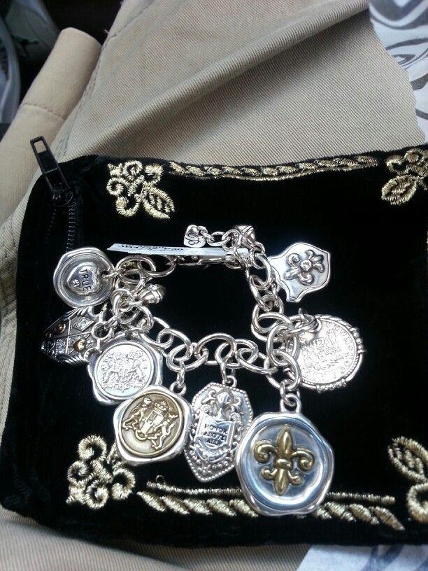 brighton charm bracelet jewelry
